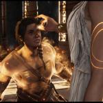 Assassin's Creed: Odyssey божественный щилбан :)