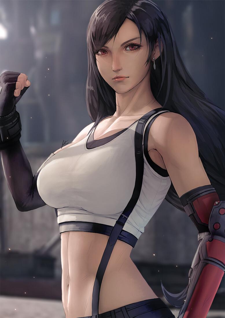 Tifa-Lockhart-Final-Fantasy-VII-Final-Fantasy-Игры-5962179.jpeg - Final Fantasy 7