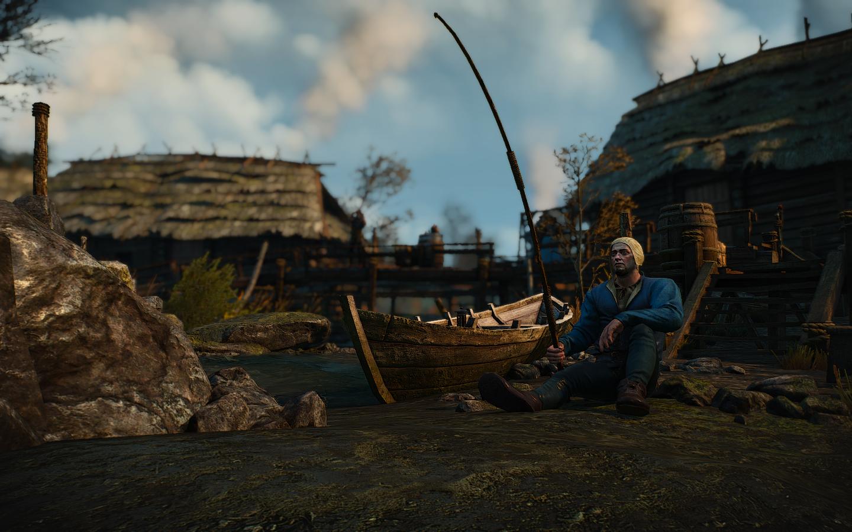 Рыбак - The Witcher 3: Wild Hunt
