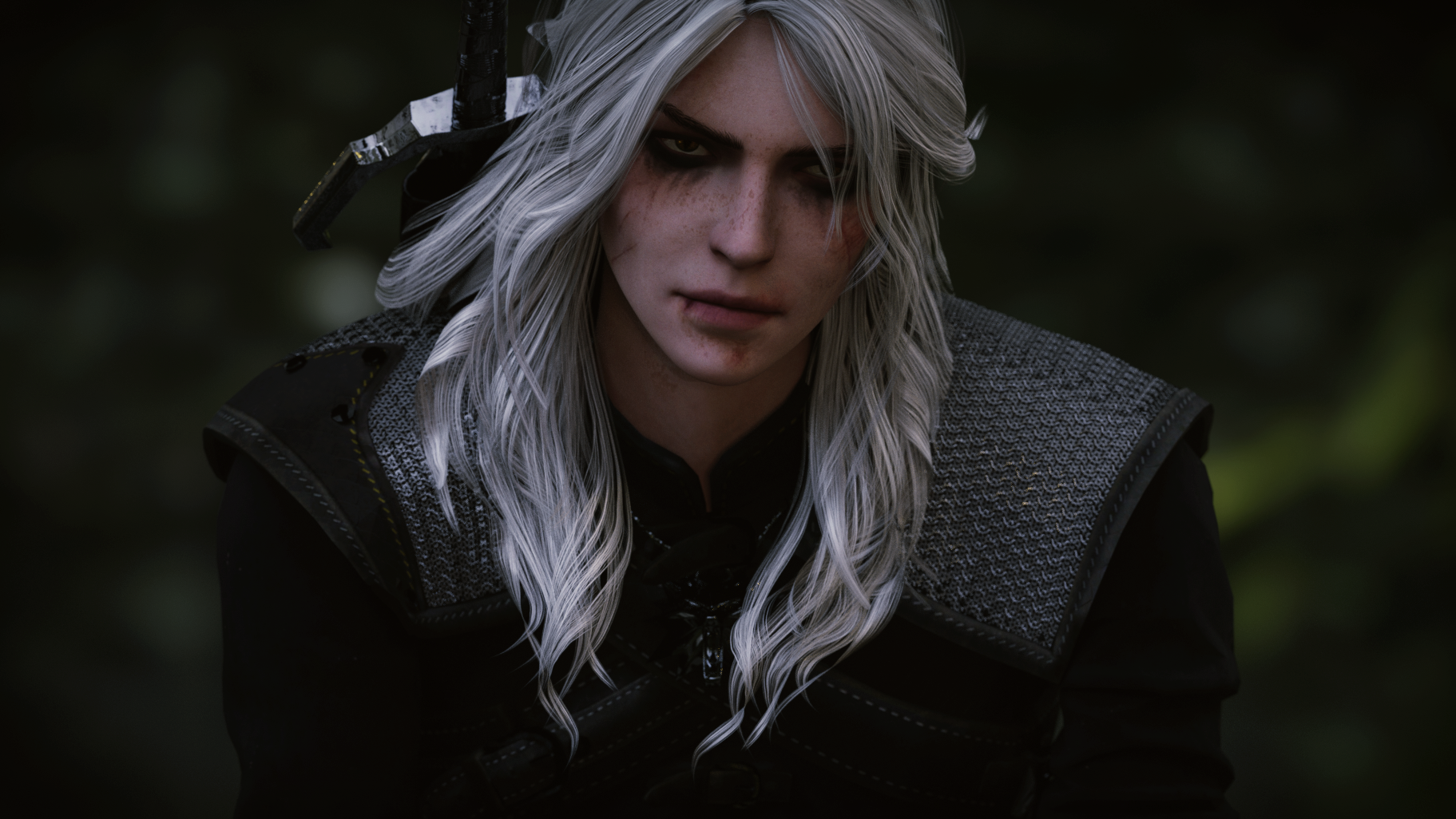 The-Witcher-фэндомы-The-Witcher-3-Wild-Hunt-Цири-5904551.png - The Witcher 3: Wild Hunt