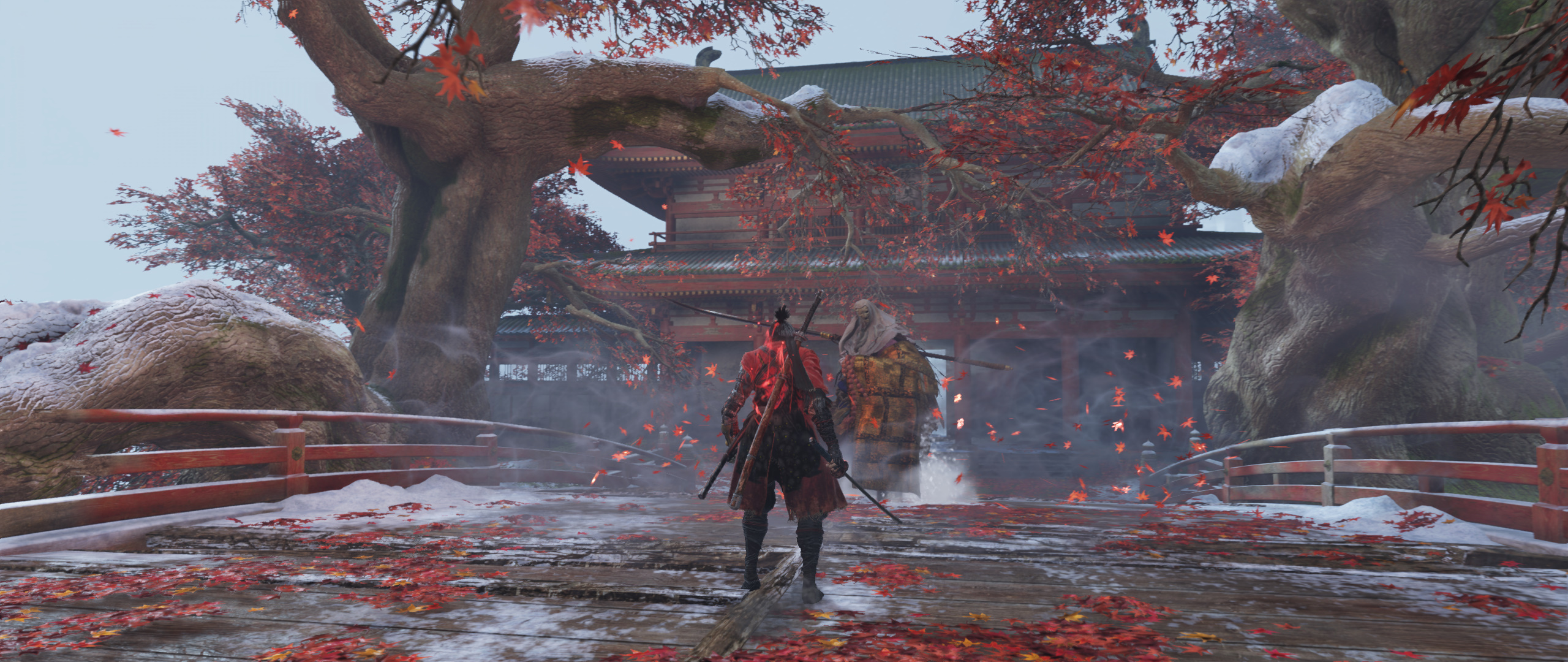 tvar - Sekiro: Shadows Die Twice