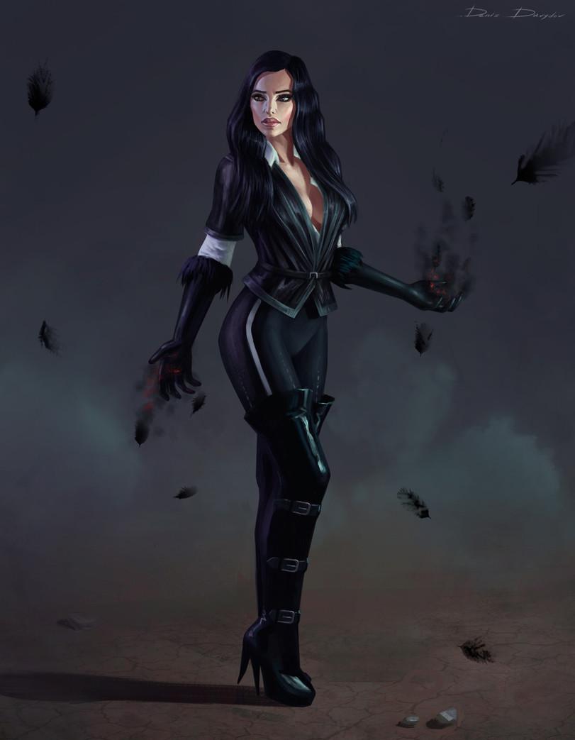 Йеннифер-Witcher-Персонажи-The-Witcher-фэндомы-5984064.jpeg - The Witcher 3: Wild Hunt