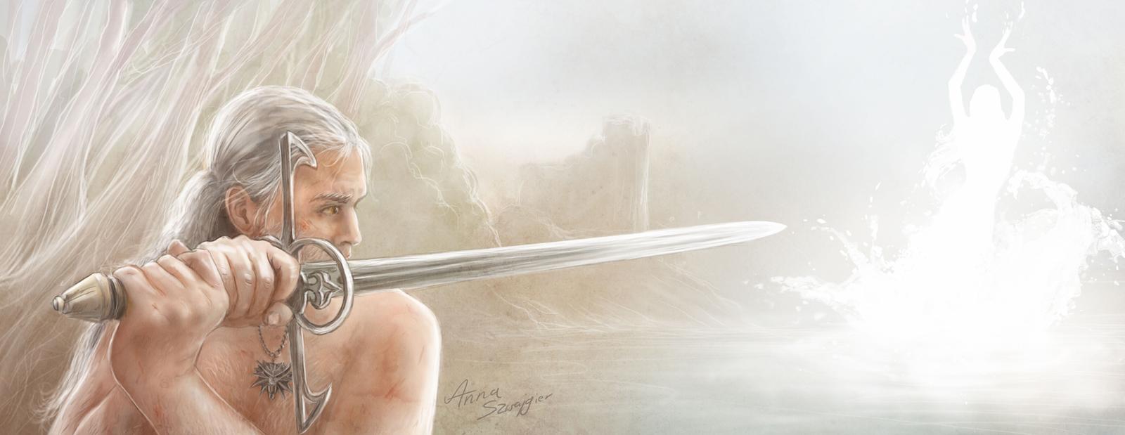 Геральт - The Witcher 3: Wild Hunt