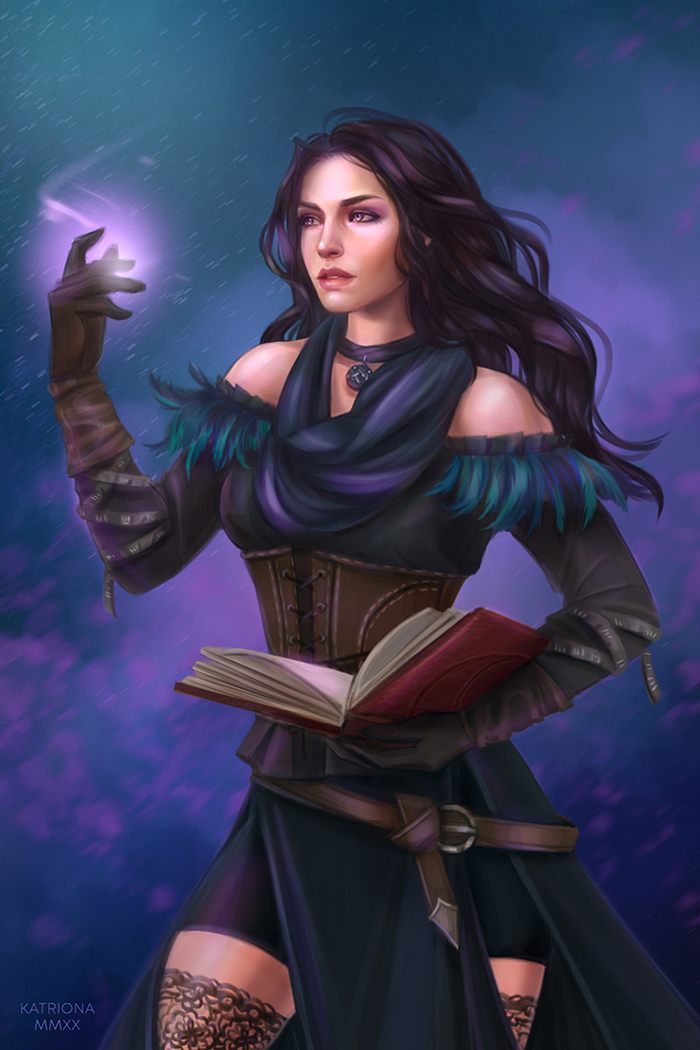 Йеннифер-Witcher-Персонажи-The-Witcher-фэндомы-5997230.jpeg - The Witcher 3: Wild Hunt