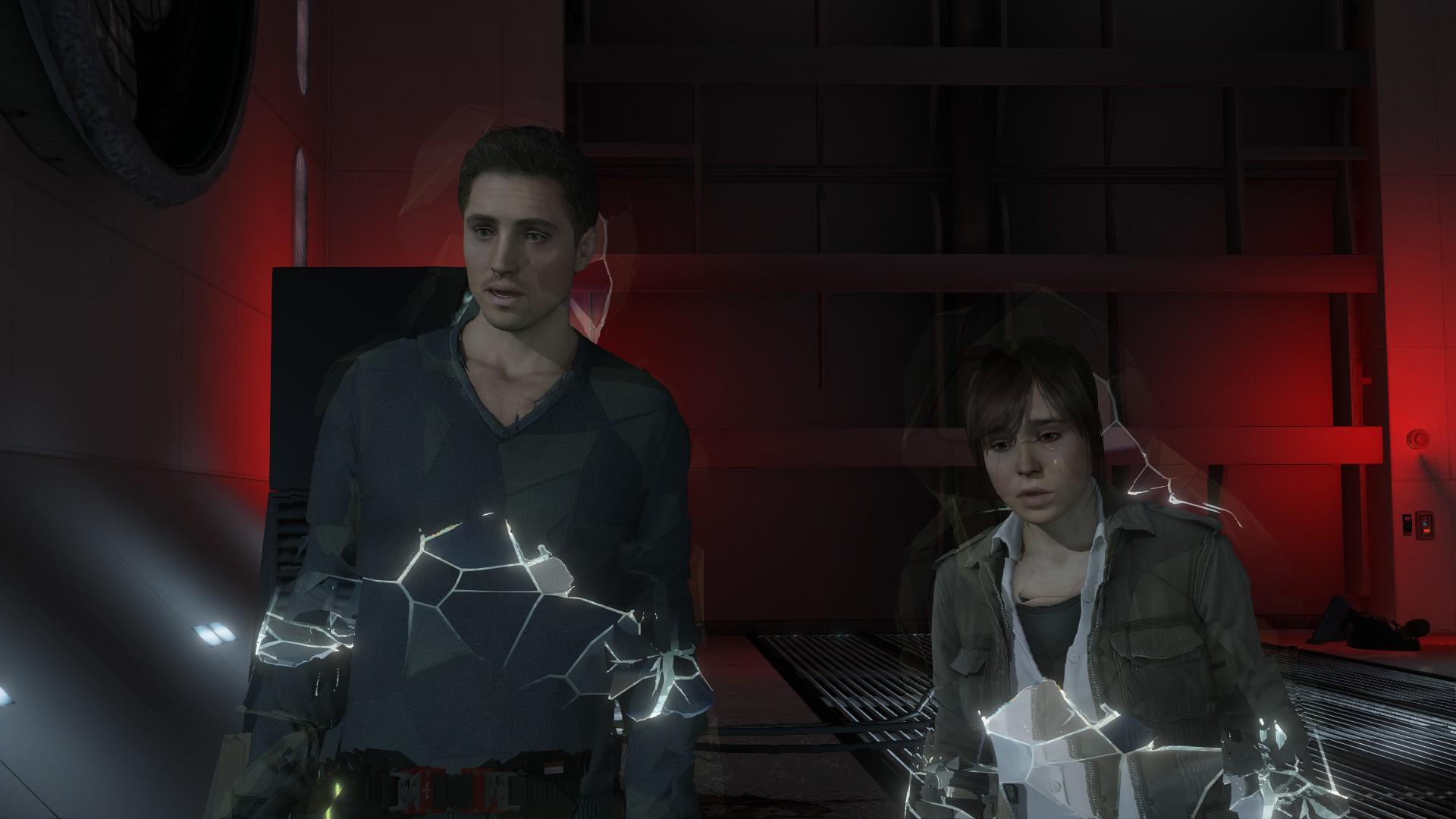 Игровые моменты - Beyond: Two Souls
