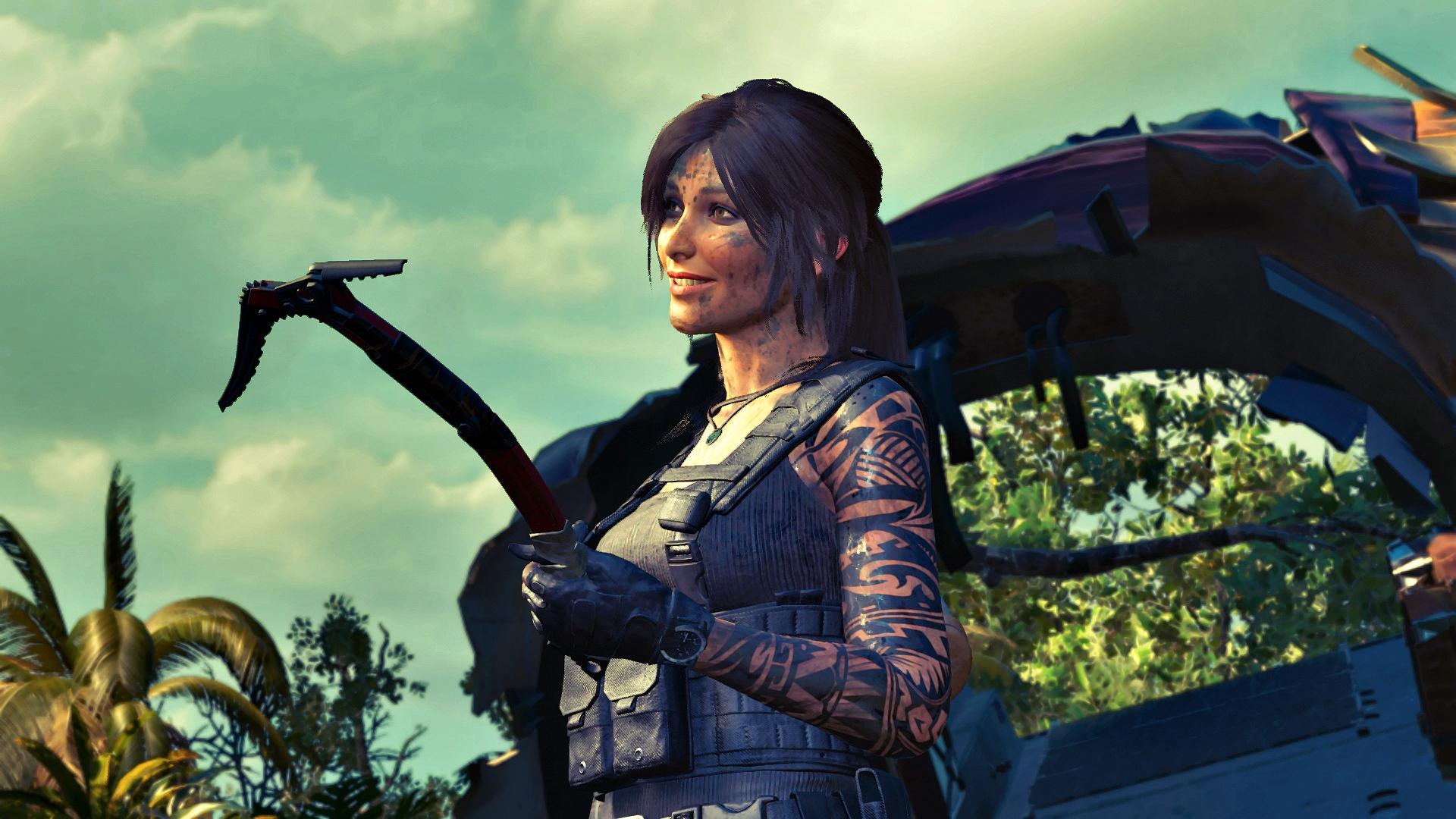 Снимок экрана (4).jpg - Shadow of the Tomb Raider Лара Крофт