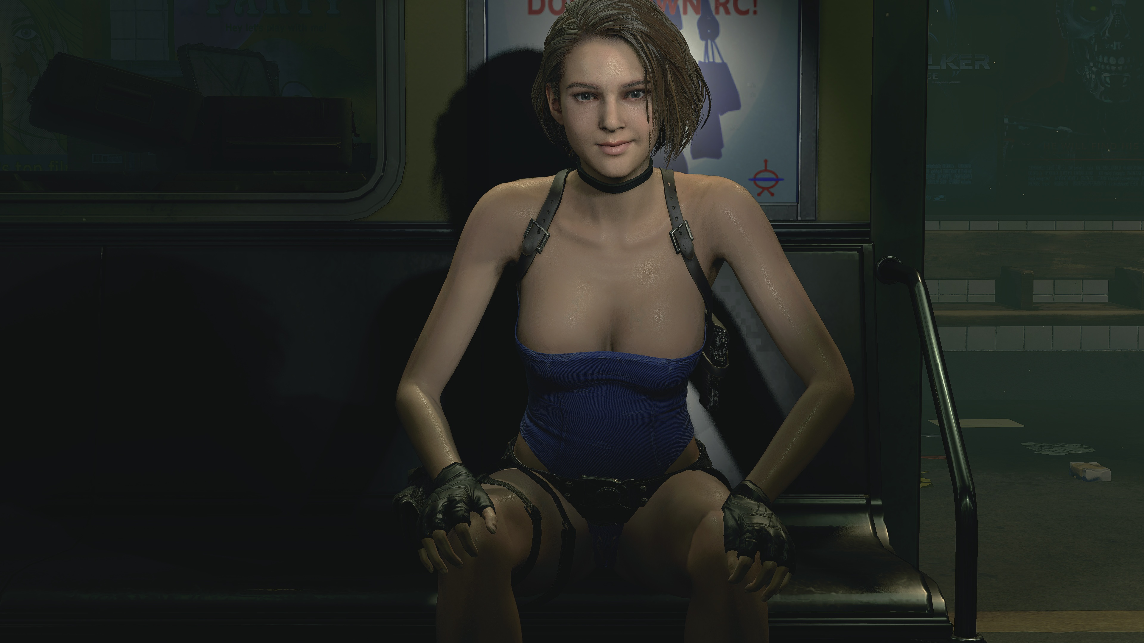 re3 2020-07-04 00-07-27-343.jpg - Resident Evil 3: Nemesis