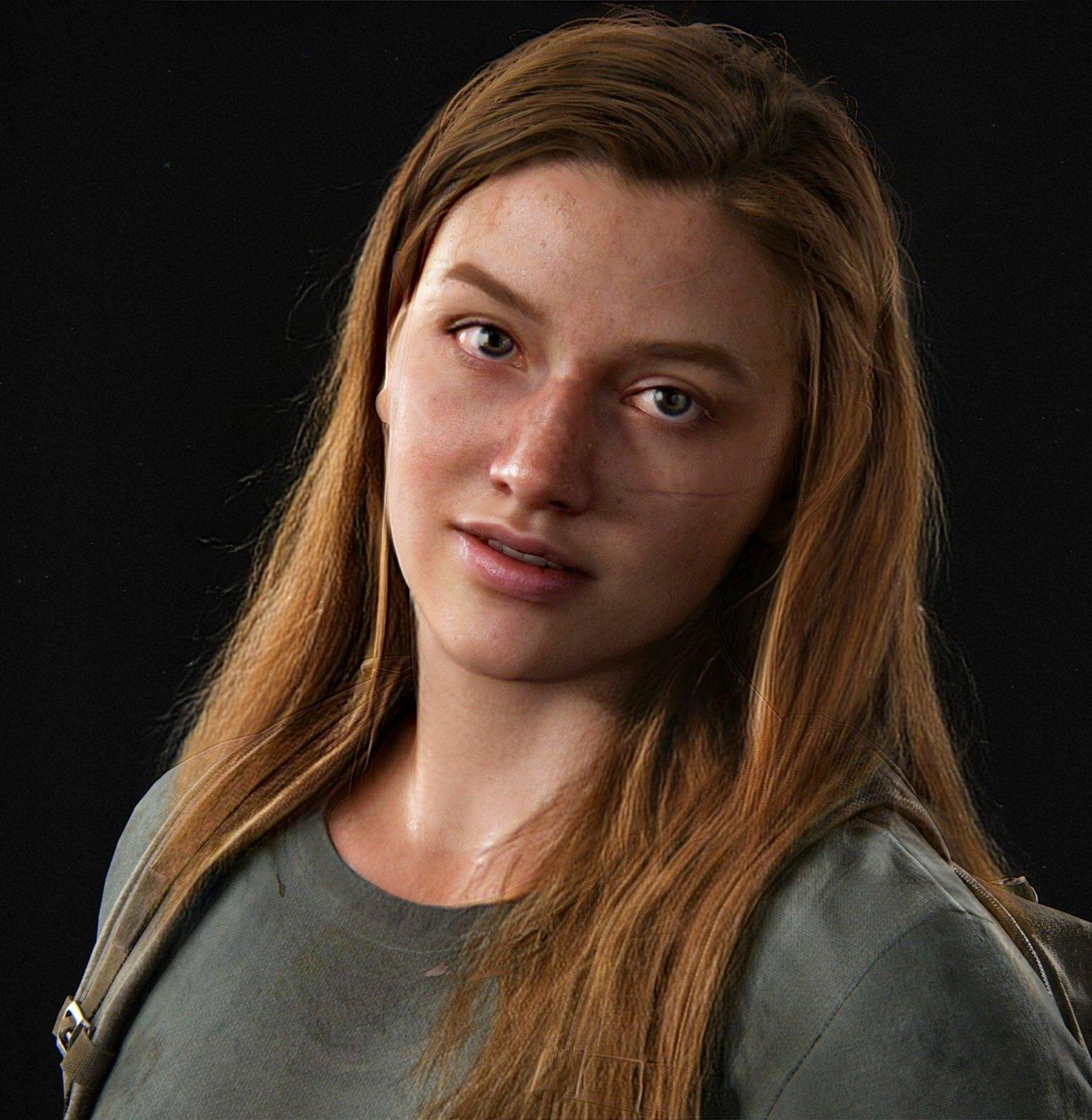 Abby.jpg - The Last of Us: Part 2
