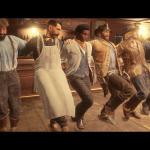 Red Dead Redemption 2 Канкан