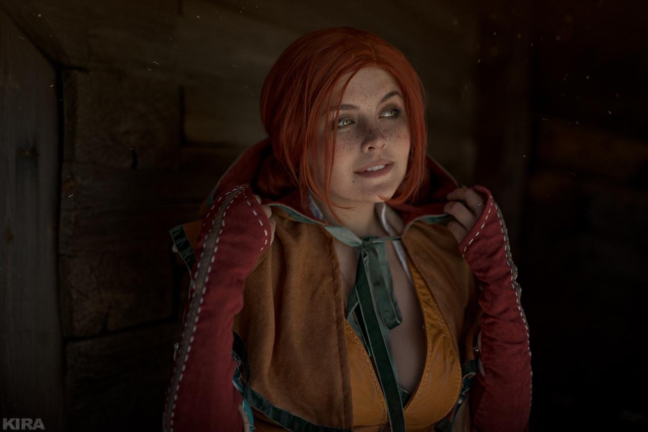 Косплей Трисс от Asami Gate - The Witcher 3: Wild Hunt