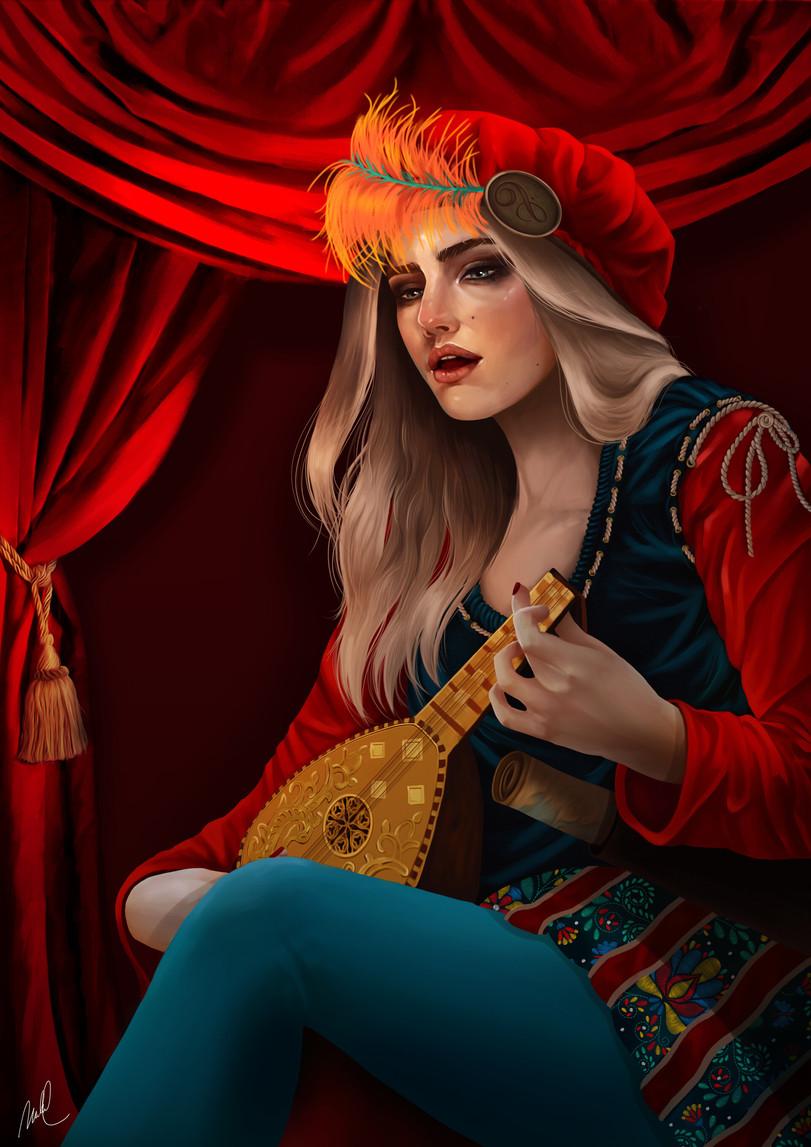 The-Witcher-фэндомы-Присцилла-Witcher-Персонажи-6020906.jpeg - The Witcher 3: Wild Hunt