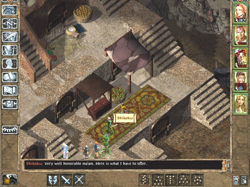 CoM Encounters 1 - Baldur's Gate 2: Shadows of Amn