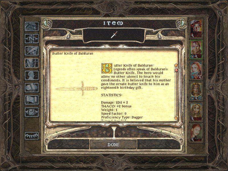 CoM Encounters 2 - Baldur's Gate 2: Shadows of Amn