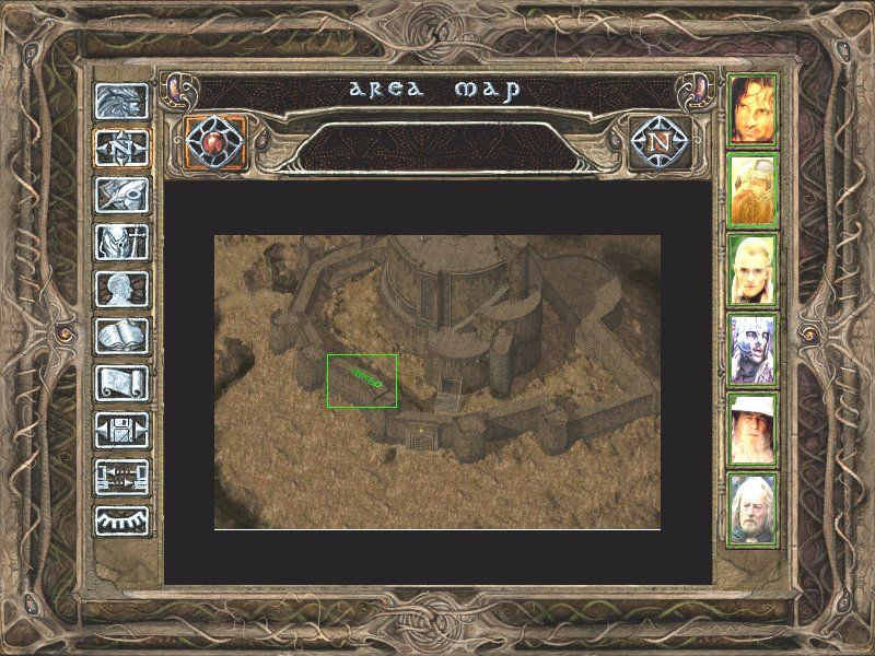 The Lord of the Rings The Two Towers 1 - Baldur's Gate 2: Shadows of Amn