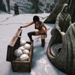The Elder Scrolls 5: Skyrim Блин-н-н... И какую из них туда нужно класть...