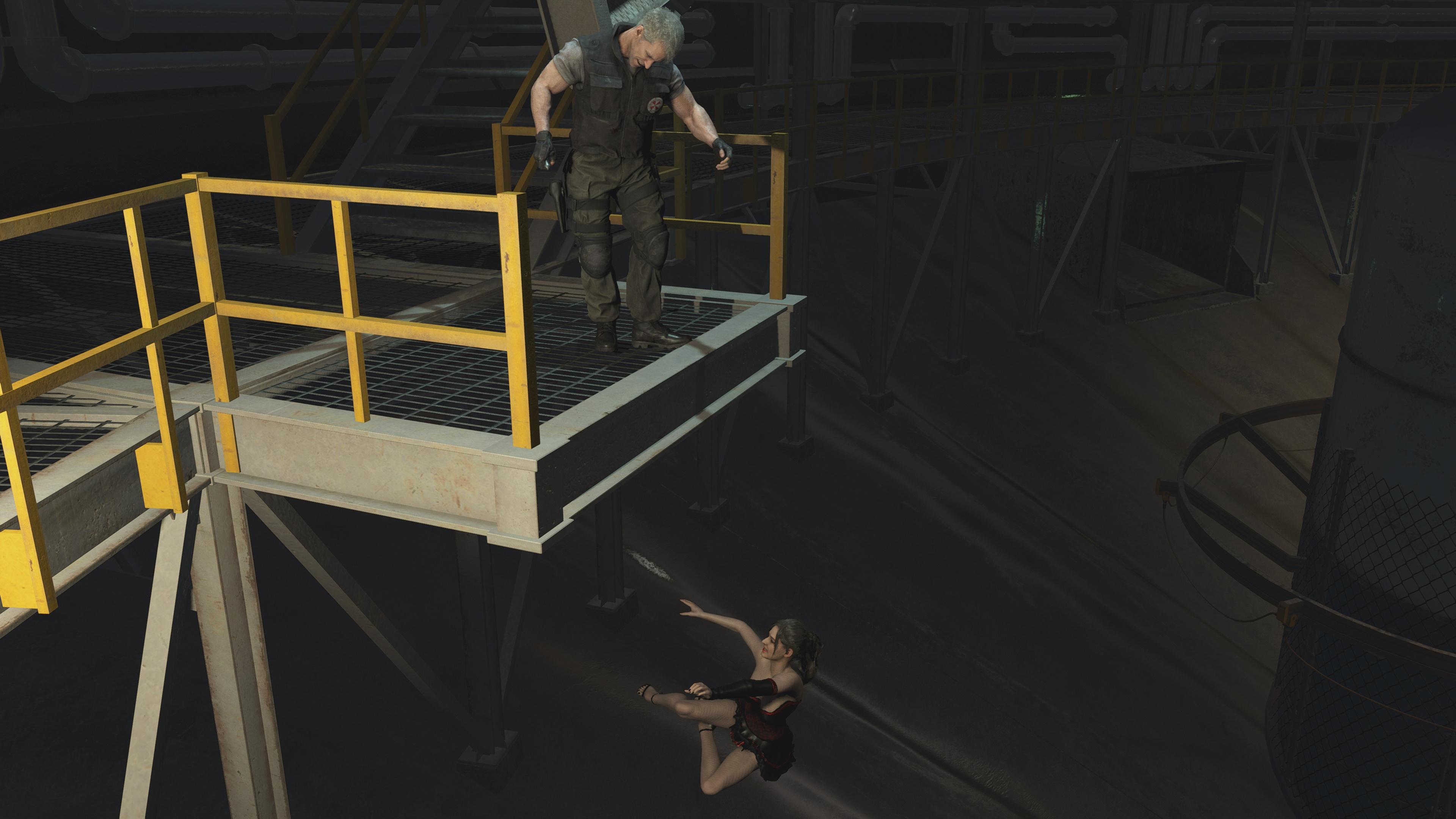 re3 2020-07-11 23-46-25-793.jpg - Resident Evil 3: Nemesis