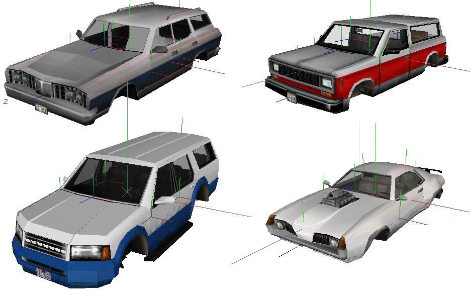 stories - Grand Theft Auto 3