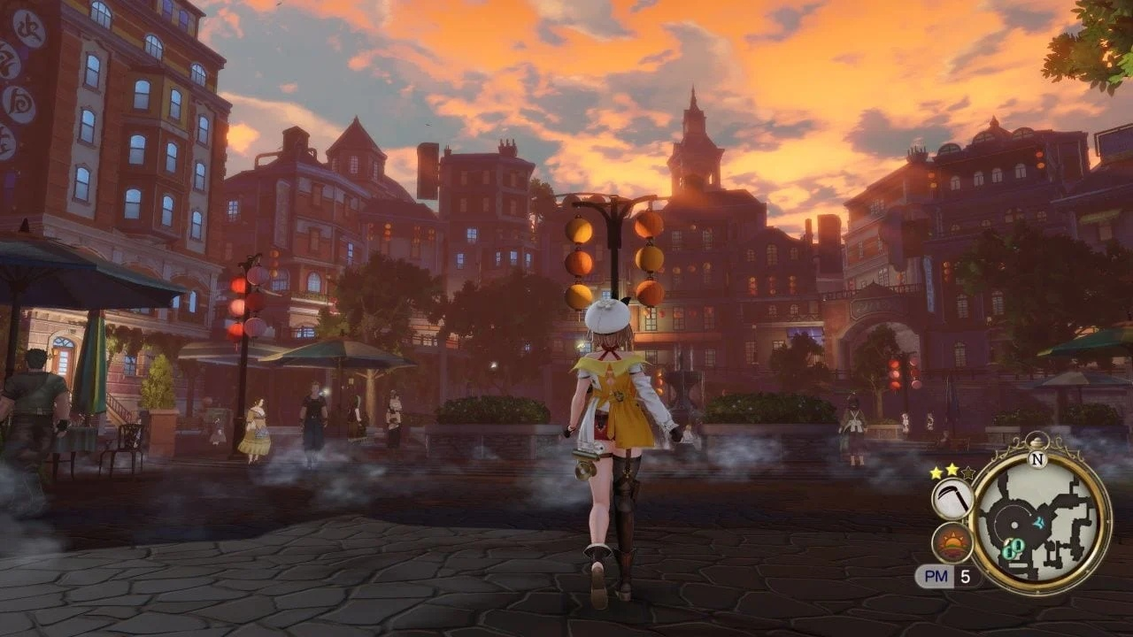 Gameplay (5).jpeg - Atelier Ryza 2: Lost Legends & the Secret Fairy