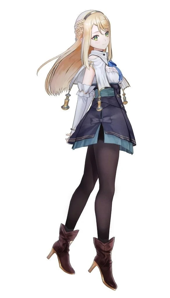 Characters (5).jpeg - Atelier Ryza 2: Lost Legends & the Secret Fairy
