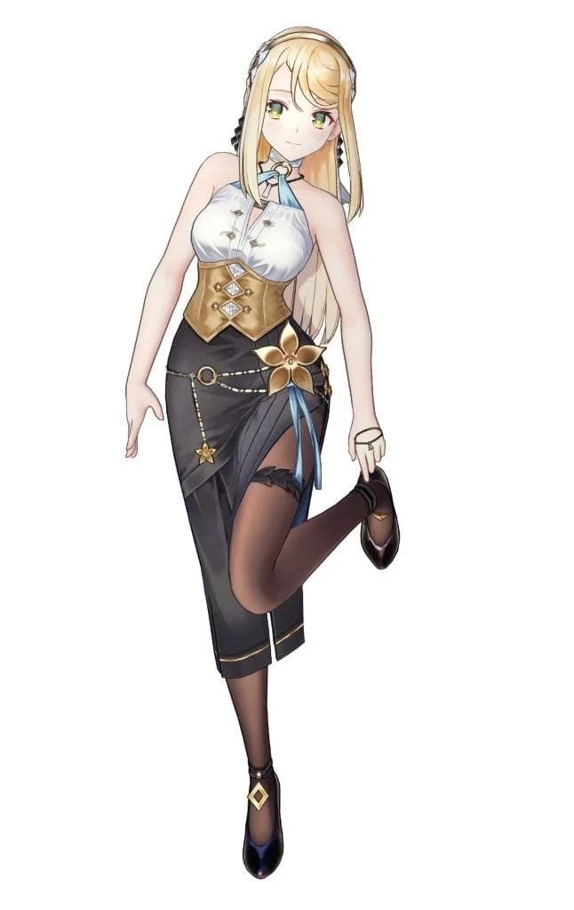 Characters (6).jpeg - Atelier Ryza 2: Lost Legends & the Secret Fairy