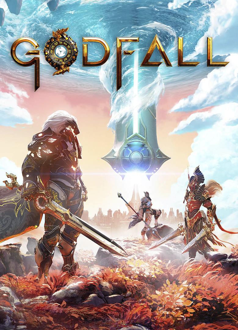 Обложка - Godfall