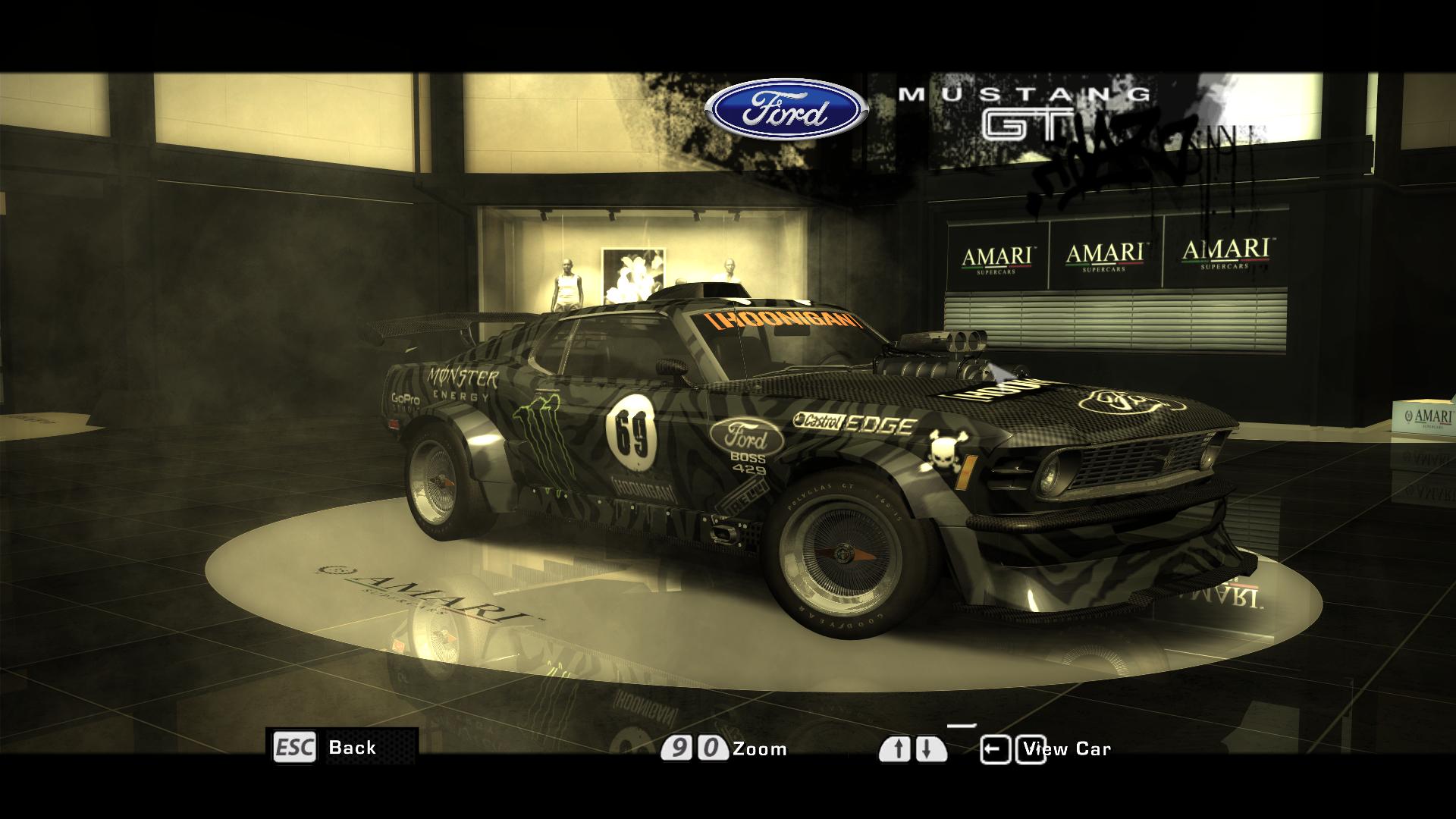 Винил для мустанга - Need for Speed: Most Wanted (2005)