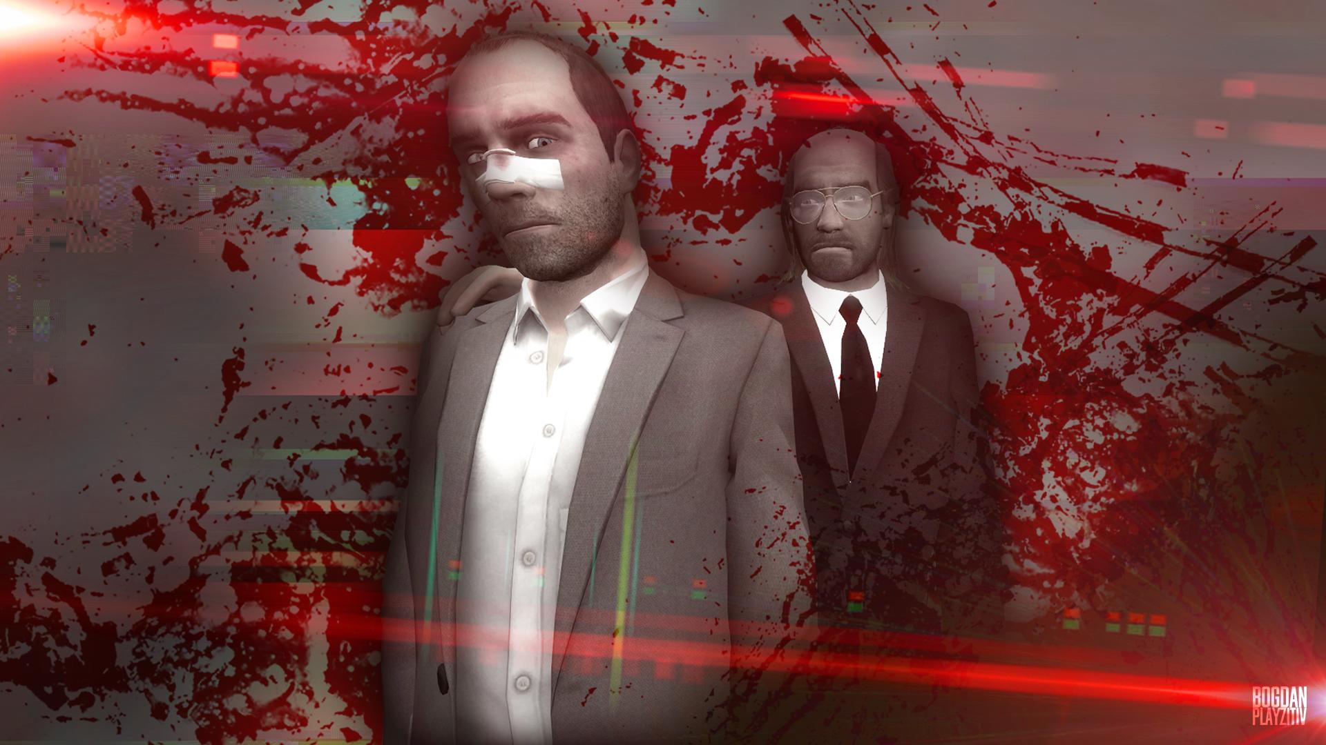 Лучшие друзья в1 - Kane and Lynch: Dead Men