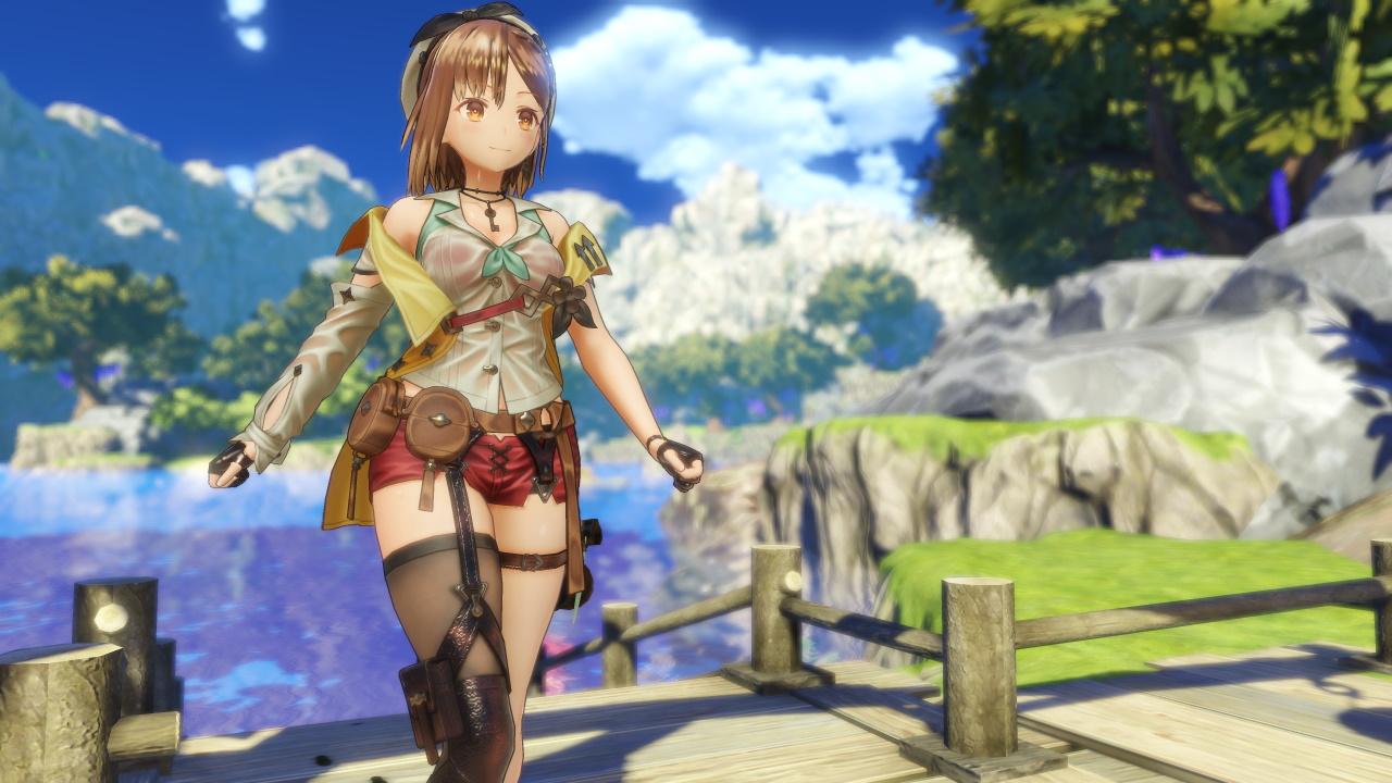 Геймплей - Atelier Ryza 2: Lost Legends & the Secret Fairy