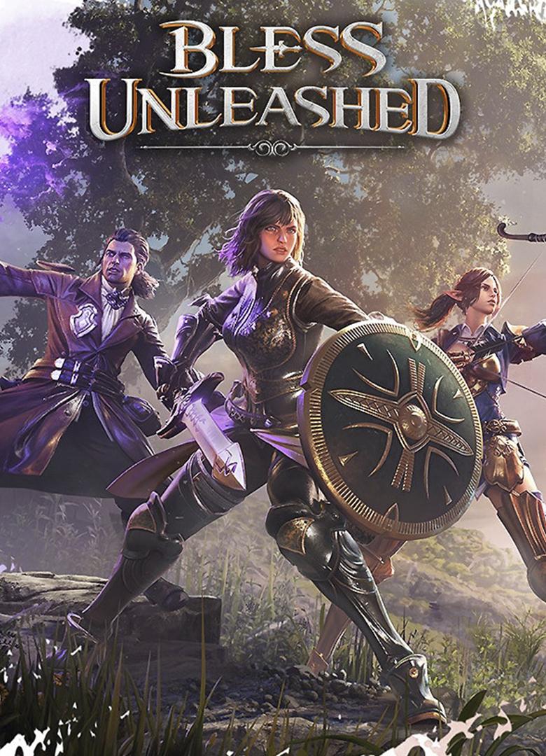 Обложка - Bless Unleashed