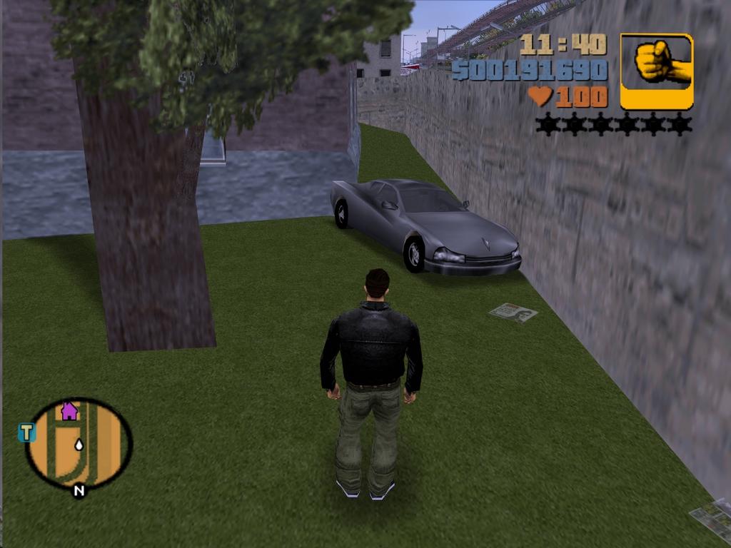 Продавка Читы - Grand Theft Auto 3