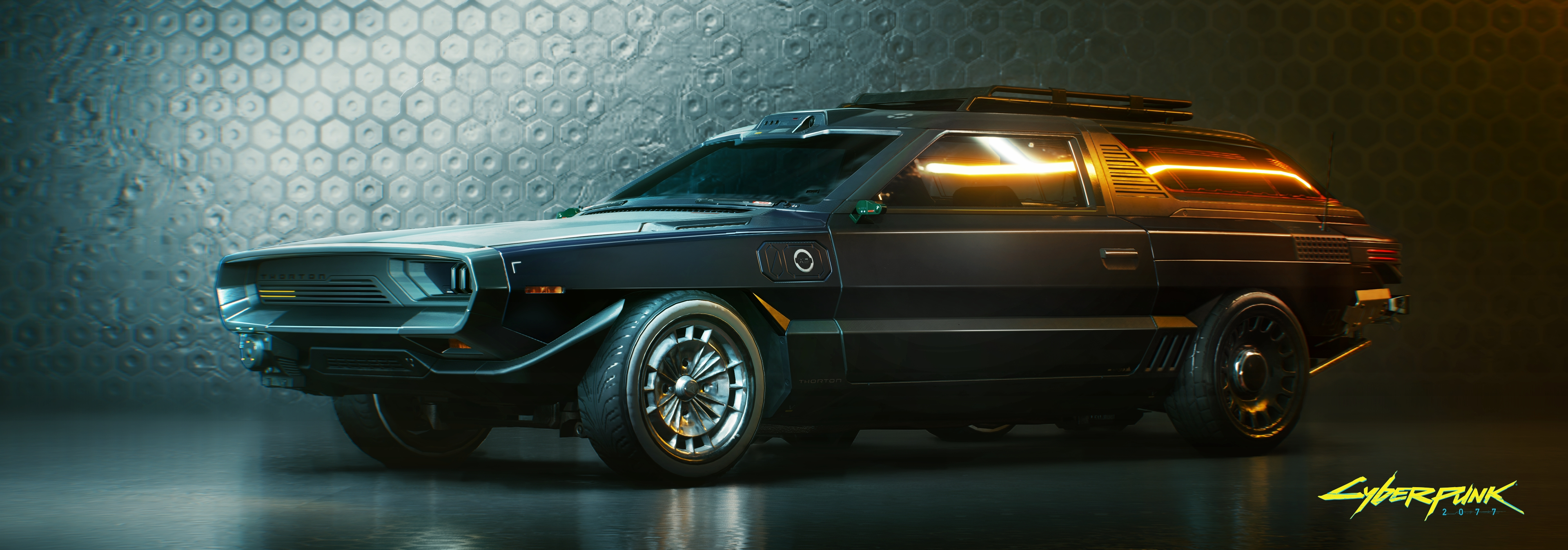 Транспорт - Cyberpunk 2077