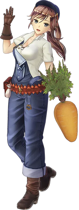 Кассандра Каппелли - Atelier Ryza 2: Lost Legends & the Secret Fairy