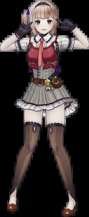 Роми Фогель - Atelier Ryza 2: Lost Legends & the Secret Fairy