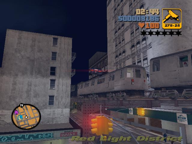 More cool - Grand Theft Auto 3