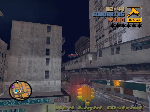 More cool 2 - Grand Theft Auto 3