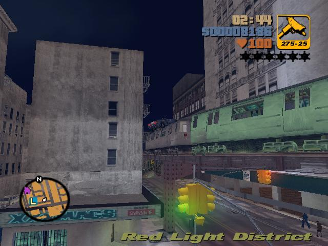 More cool 3 - Grand Theft Auto 3