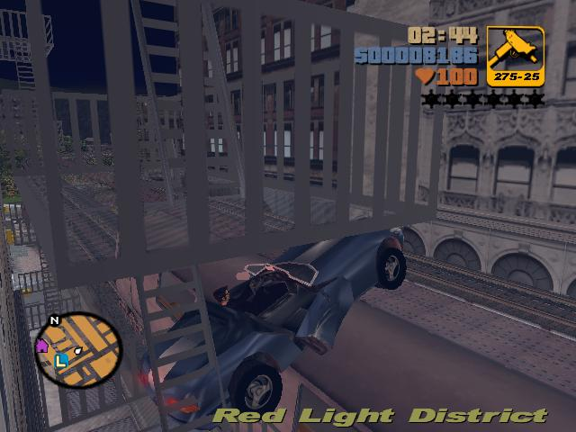 More cool 4 - Grand Theft Auto 3