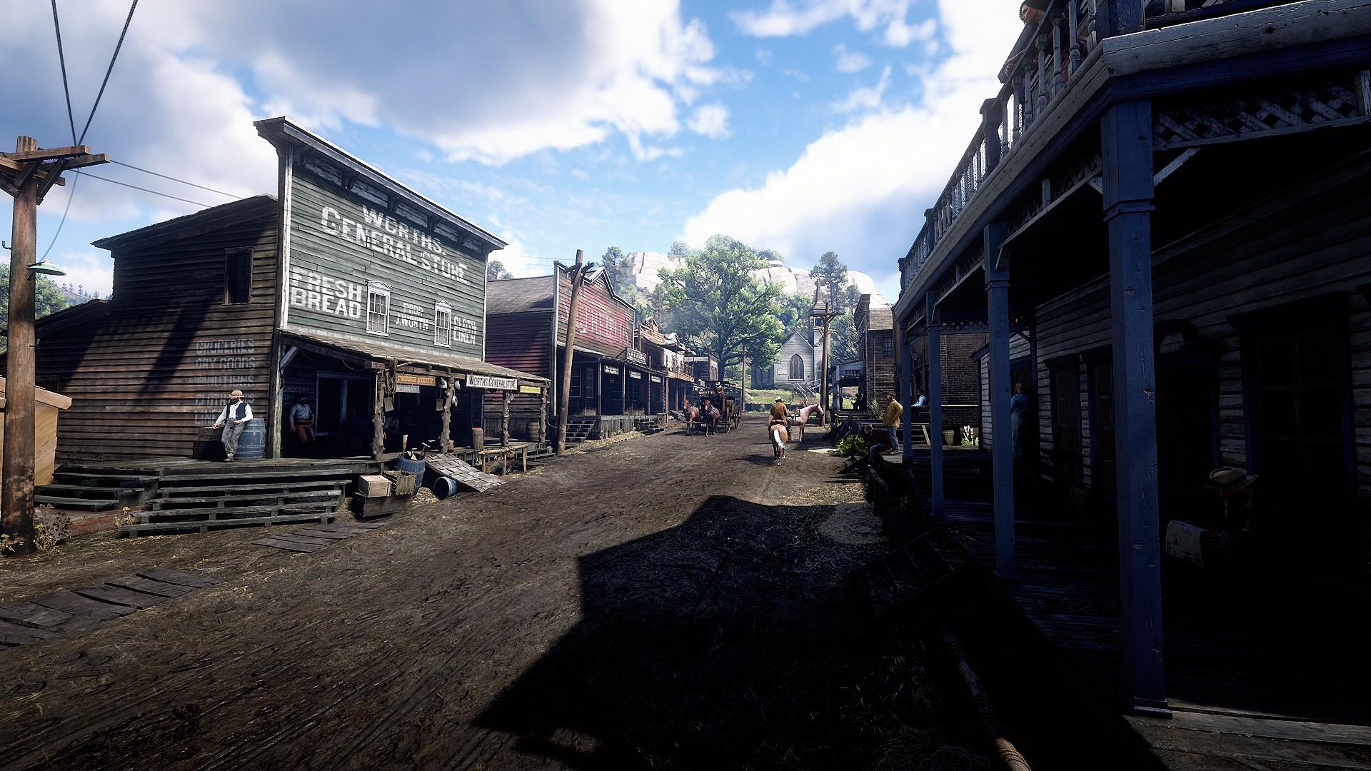 Валентайн - Red Dead Redemption 2