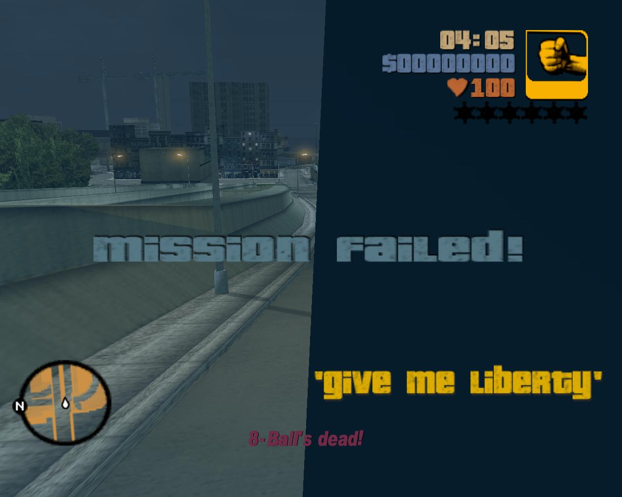 Прикол с Курумой 2 - Grand Theft Auto 3