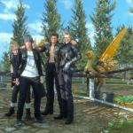 Final Fantasy 15 Final Fantasy 15 Windows Edition - скриншот с Xbox One X