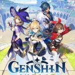 Genshin Impact Обложка
