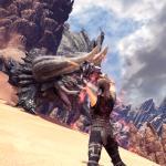 Monster Hunter: World Охотники на монстров