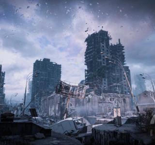 Галерея игры Metro 2033