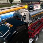 Euro Truck Simulator 2 час пик