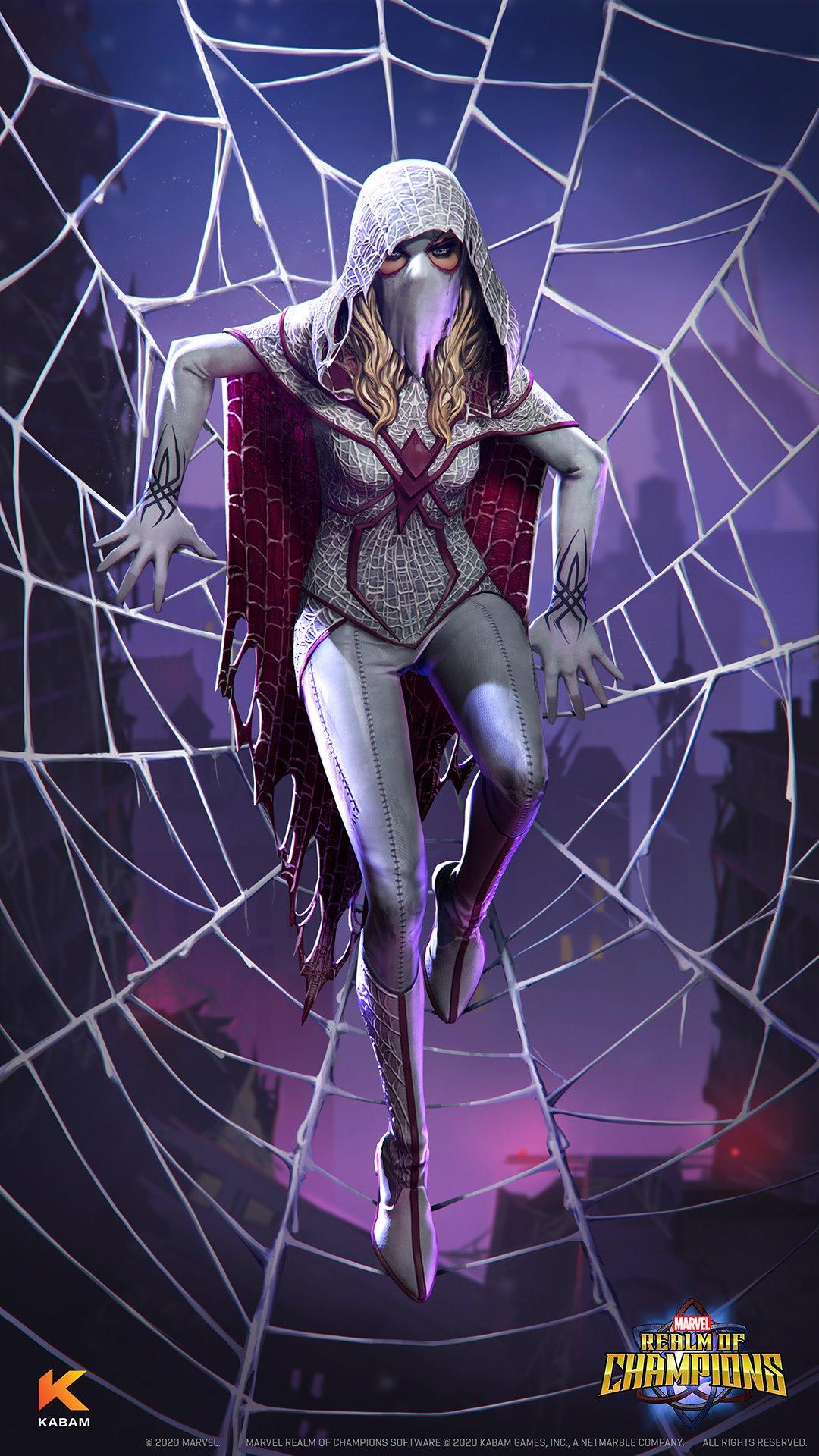 Мадам Паутина - Marvel Realm of Champions