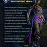 Marvel Realm of Champions Королева Шури