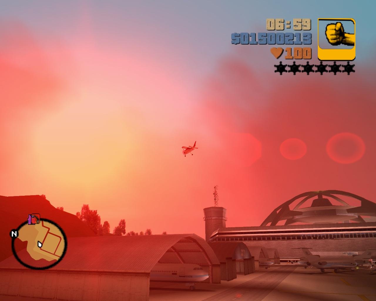 Красиво - Grand Theft Auto 3