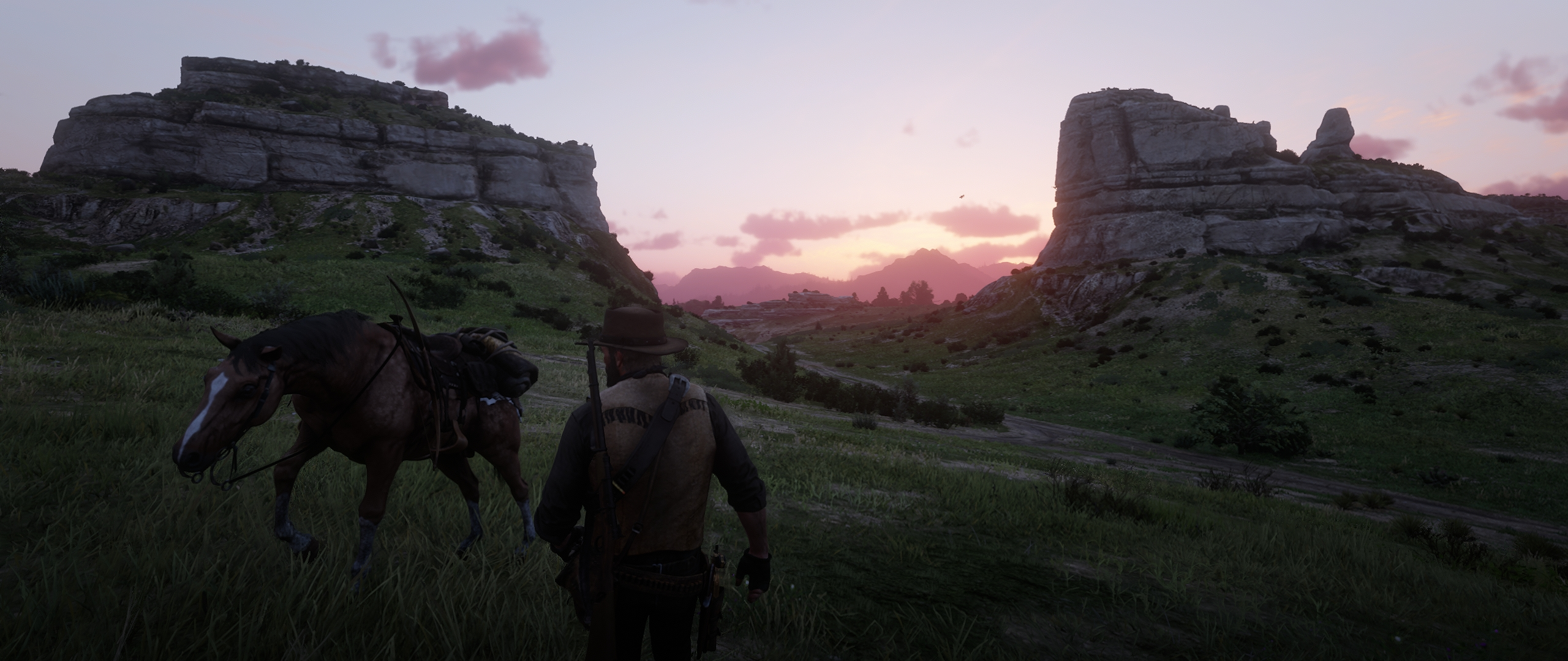 wow - Red Dead Redemption 2
