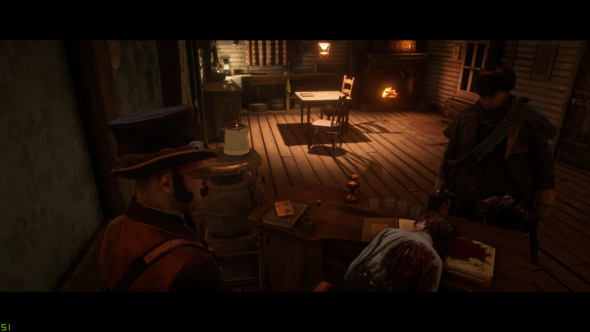 Maggie is dead lol - Red Dead Redemption 2