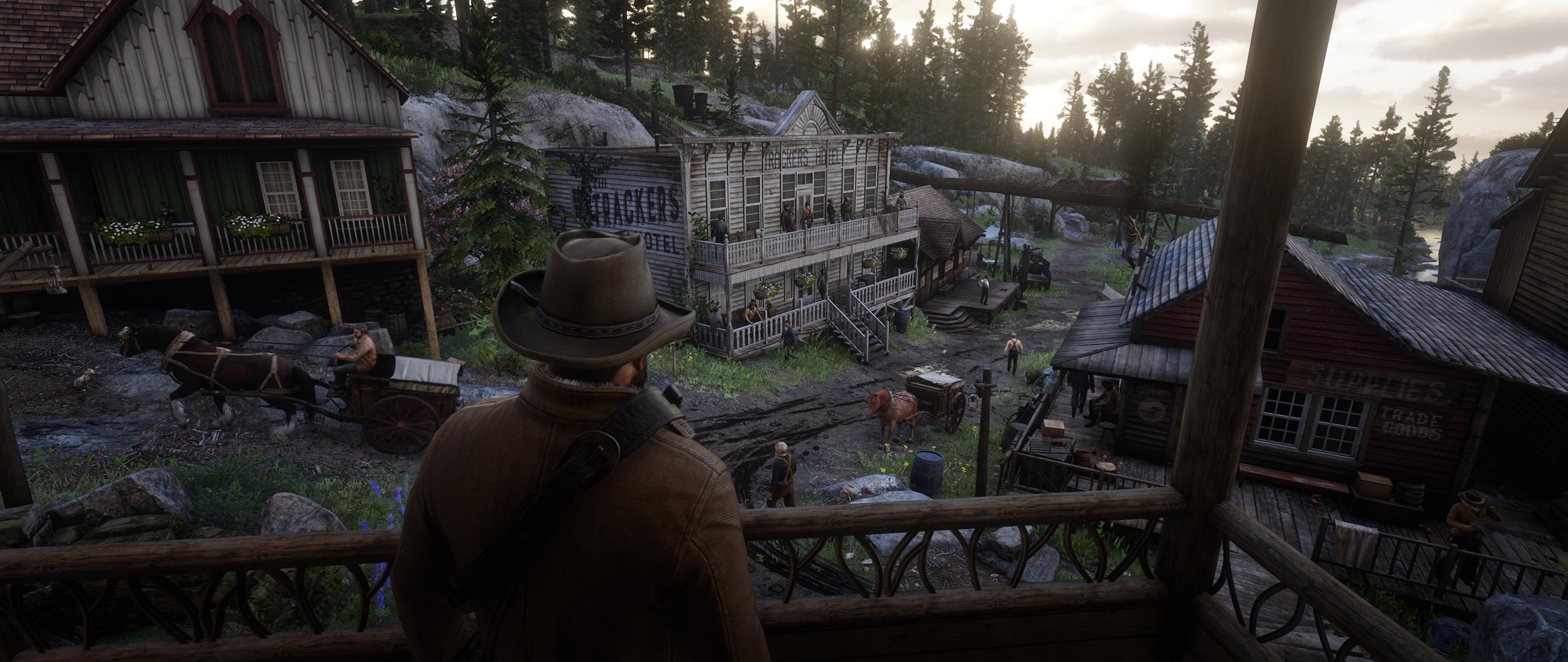 wide - Red Dead Redemption 2